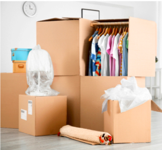 Moving Supplies Service