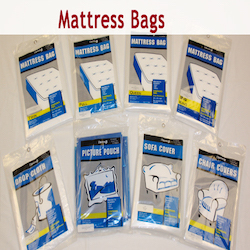 Double Mattress Protector $6/each