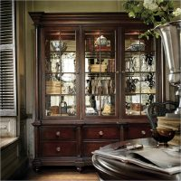 China Cabinet, Hutch etc