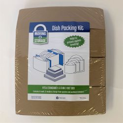 Dish Packing Kit ( Fits in 1.5 Small Box ) $13/each